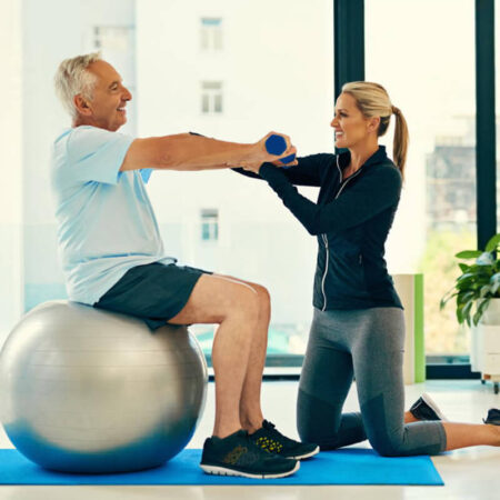 Specialized Young Old Group Fitness Programme
