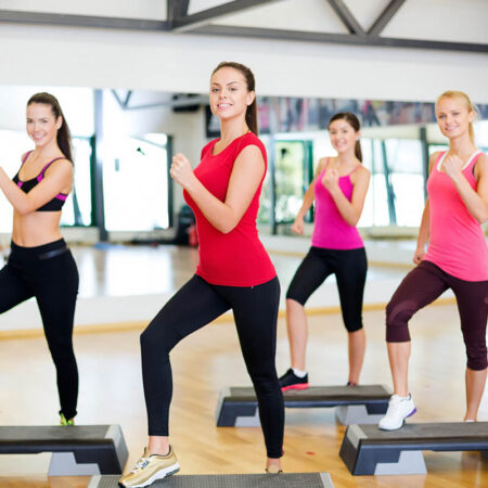 Functional Fitness Exercises Programme